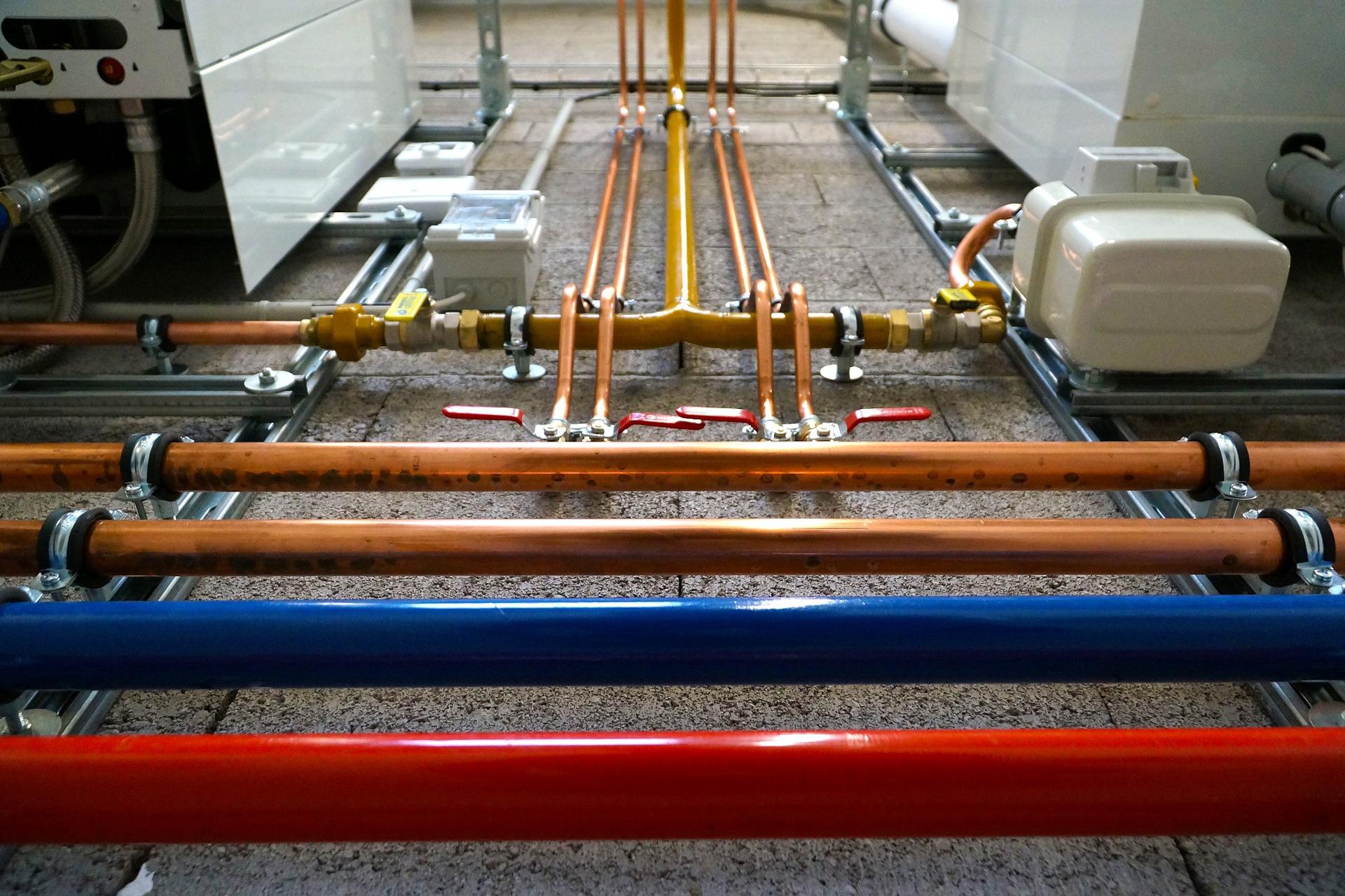 Detección y Reparación de Fugas de Agua