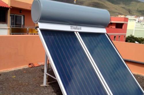 Energía Solar en Canarias